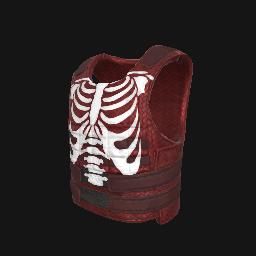 Red Bone Body Armor