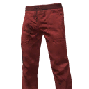 Skin: Red Scrubs Slacks