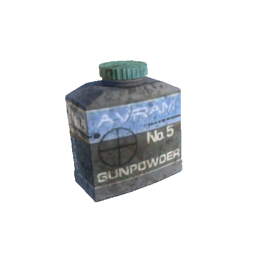 Refined Gunpowder
