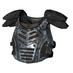 Skin: Rusted Metal Armor