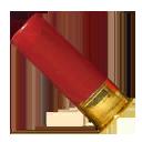12 Gauge Buckshot Shell