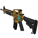 Skin: Showdown Gold AR15