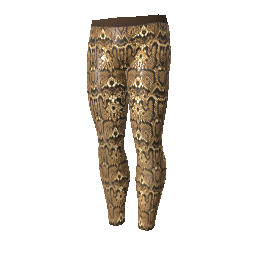 Skin: Snakeskin Wrestling Tights