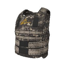 Skin: Sniper Laminated Body Armor
