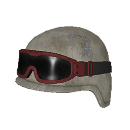 Skin: Tactical Goggles