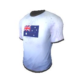 Skin: Team Australia T-Shirt