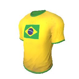 Skin: Team Brazil T-Shirt