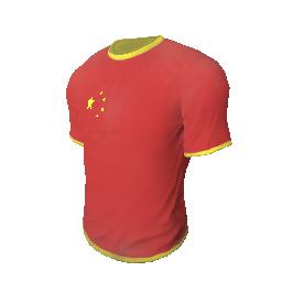 Skin: Team China T-Shirt