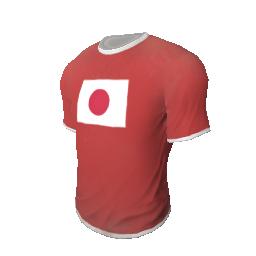 Skin: Team Japan T-Shirt