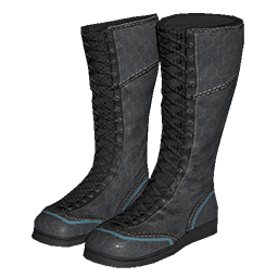Skin: Tech Athletic Boots