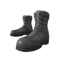 Skin: Tech Combat Boots