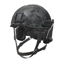 Skin: Tech Tactical Helmet