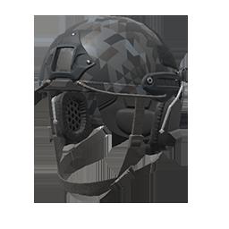 Skin: Tech Tactical Helmet