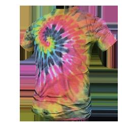 Skin: Tie-Dye T-Shirt