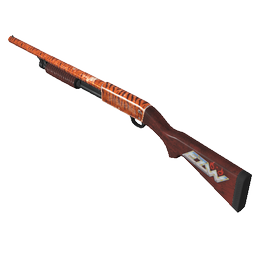 Skin: Tiger Blood Shotgun