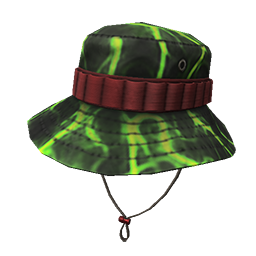 Skin: Toxic Boonie Hat
