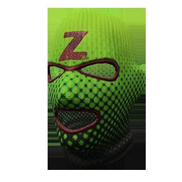 Skin: Toxic Mask