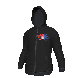 Skin: Twin Galaxies Hoodie