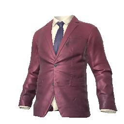 Skin: Velvet Suit Jacket