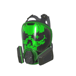 Virulent Full Face Respirator