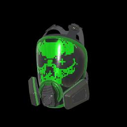 Virulent Full Face Respirator