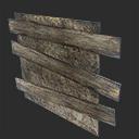 Wooden Barricade