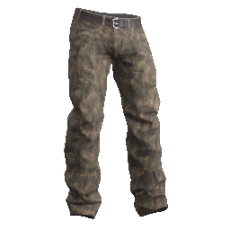 Woodland Baggy Pants