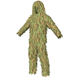 Skin: Woodland Ghillie Suit