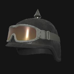 Woodland Kaiser Helmet
