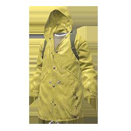 Skin: Yellow Raincoat Parka