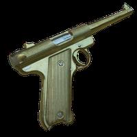 22 Golden Gun Skin
