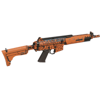 Ak5d Tile Orange