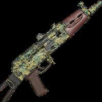 AK74U Marpat Camo Skin