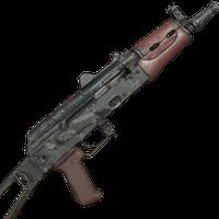AK74U Skulls Skin