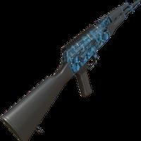 Akm Pixel Blue