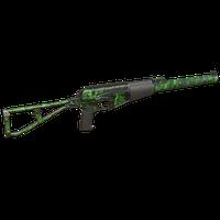 Asval Pixel Green