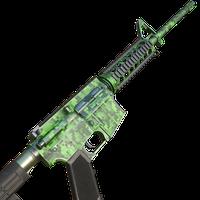 At15 Pixel Green