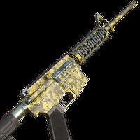 At15 Pixel Yellow