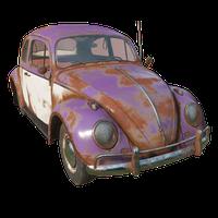 Beetle Purple Skin