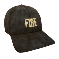 Black Fire Flex Cap