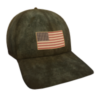 Black US Flex Cap