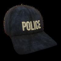 Blue Police Flex Cap