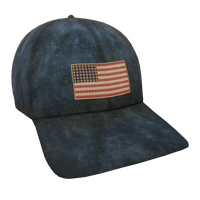 Blue US Flex Cap