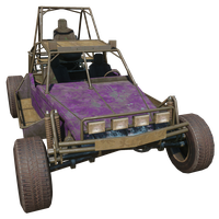 Dune Buggy Purple Skin