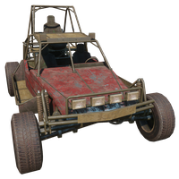 Dune Buggy Red Skin