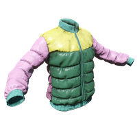 Easter Puffy Jacket