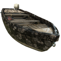 Fishing Boat Hex Skin