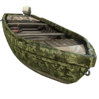 Fishing Boat Hunters Skin