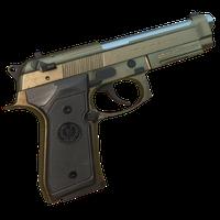 M9A1 Bronze Skin
