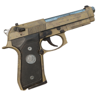 M9A1 Desert Skin
